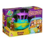 Scooby Doo MONSTER TRAWLER Vehicle with SCOOBY FIGURE - NEW